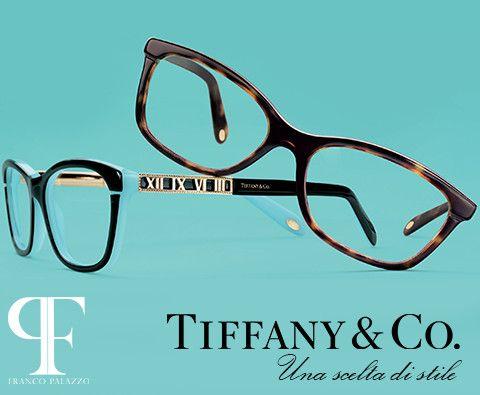 Gli occhiali Tiffany sono disegnati con linee chiare e moderne per ogni occasione. bit.ly/1EKnTxy #Sunglasses #Eyewear #Occhiali