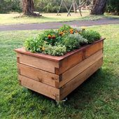 Photo of Moveable Planter For Anywhere. #Amazing #Balcony Garden #Balcony Garden apartmen…