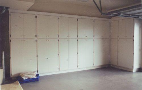 Wood Garage Cabinets Google Search Garage Storage
