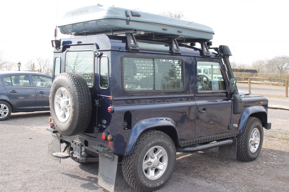 aa1e68e2767244 DEFENDER2.NET - View topic -  For Sale  James Baroud