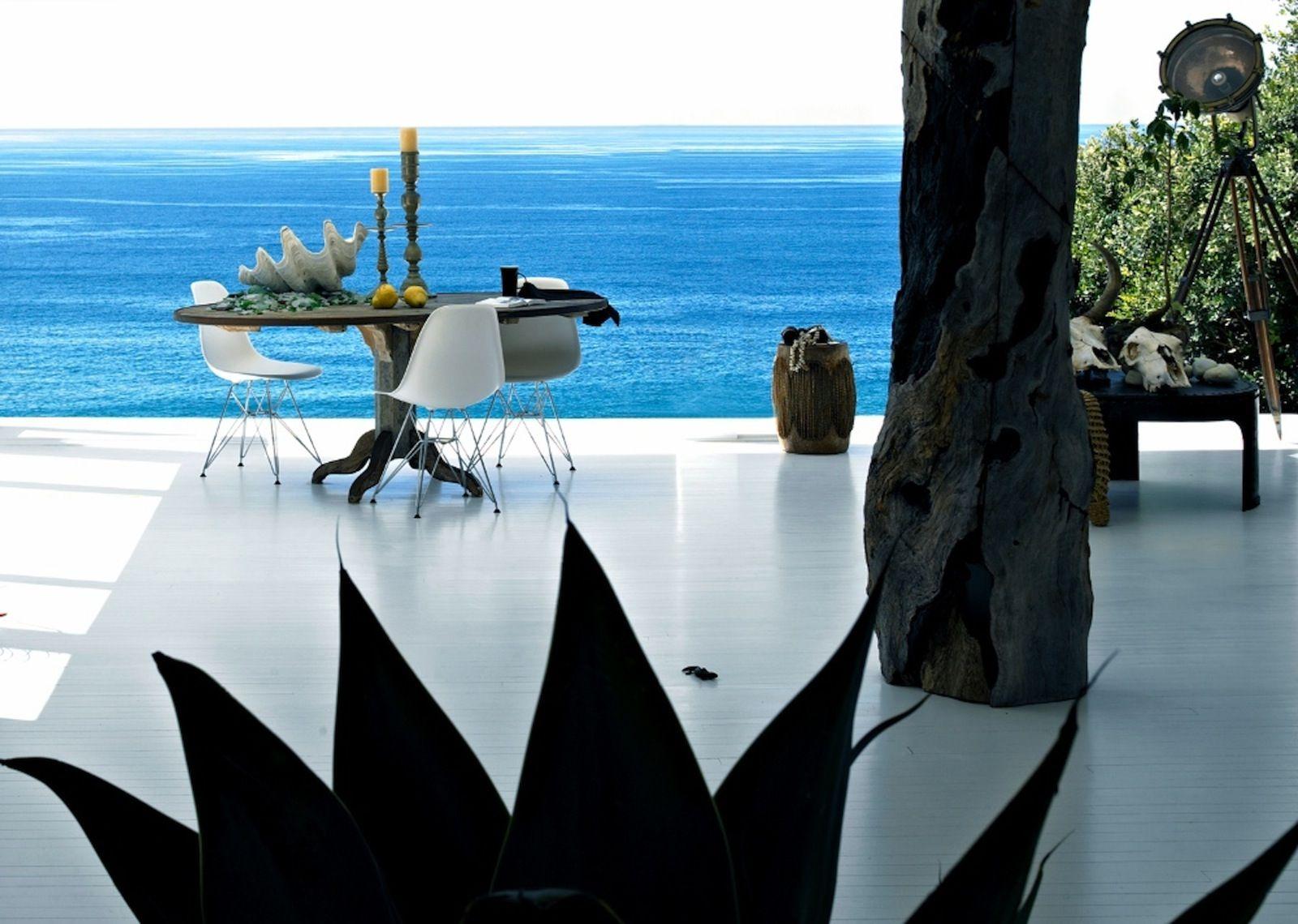 Blue View - Les Interieurs