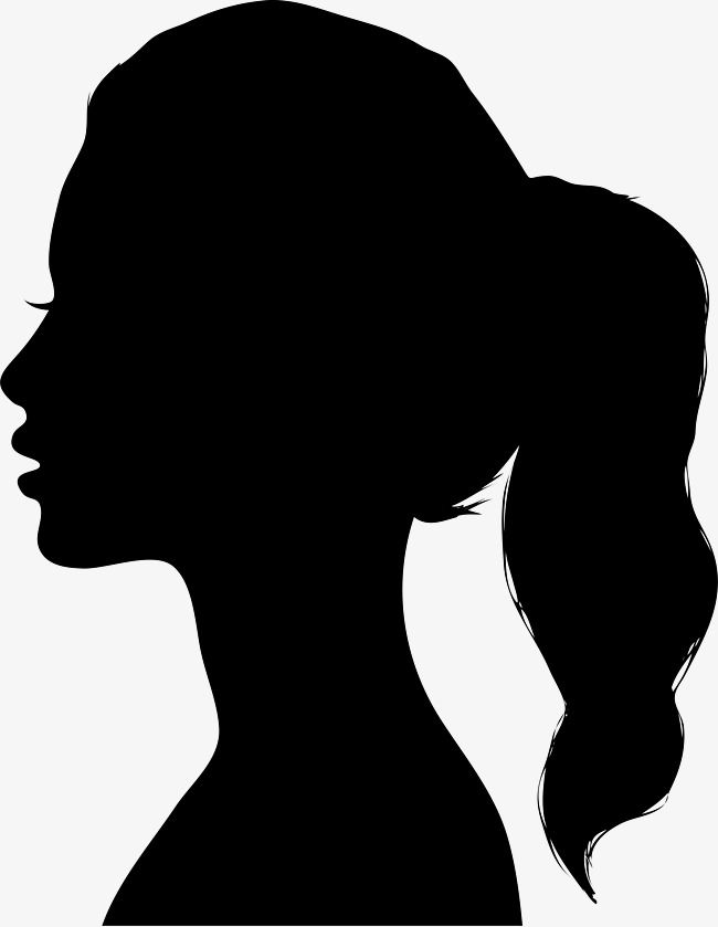 Картинки силуэт женщины