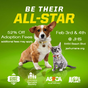 Join us for 52 off adoption fees this weekend for our