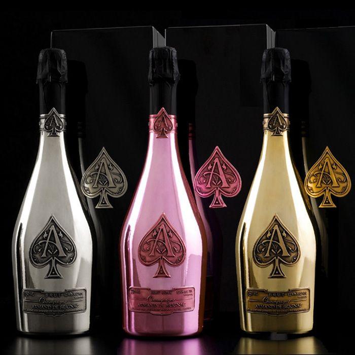 armand de brignac ace of spades champagne chrome vin boisson rose