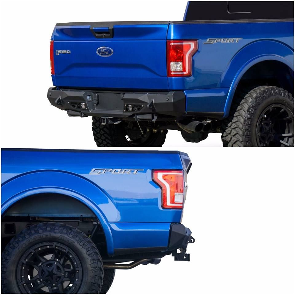Buy Ford F 150 Stealth Fighter Rear Bumper Ford F150 Ford Desert Design