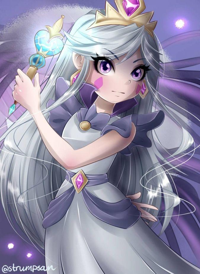 звездная принцесса против сил зла принцесса мун стар