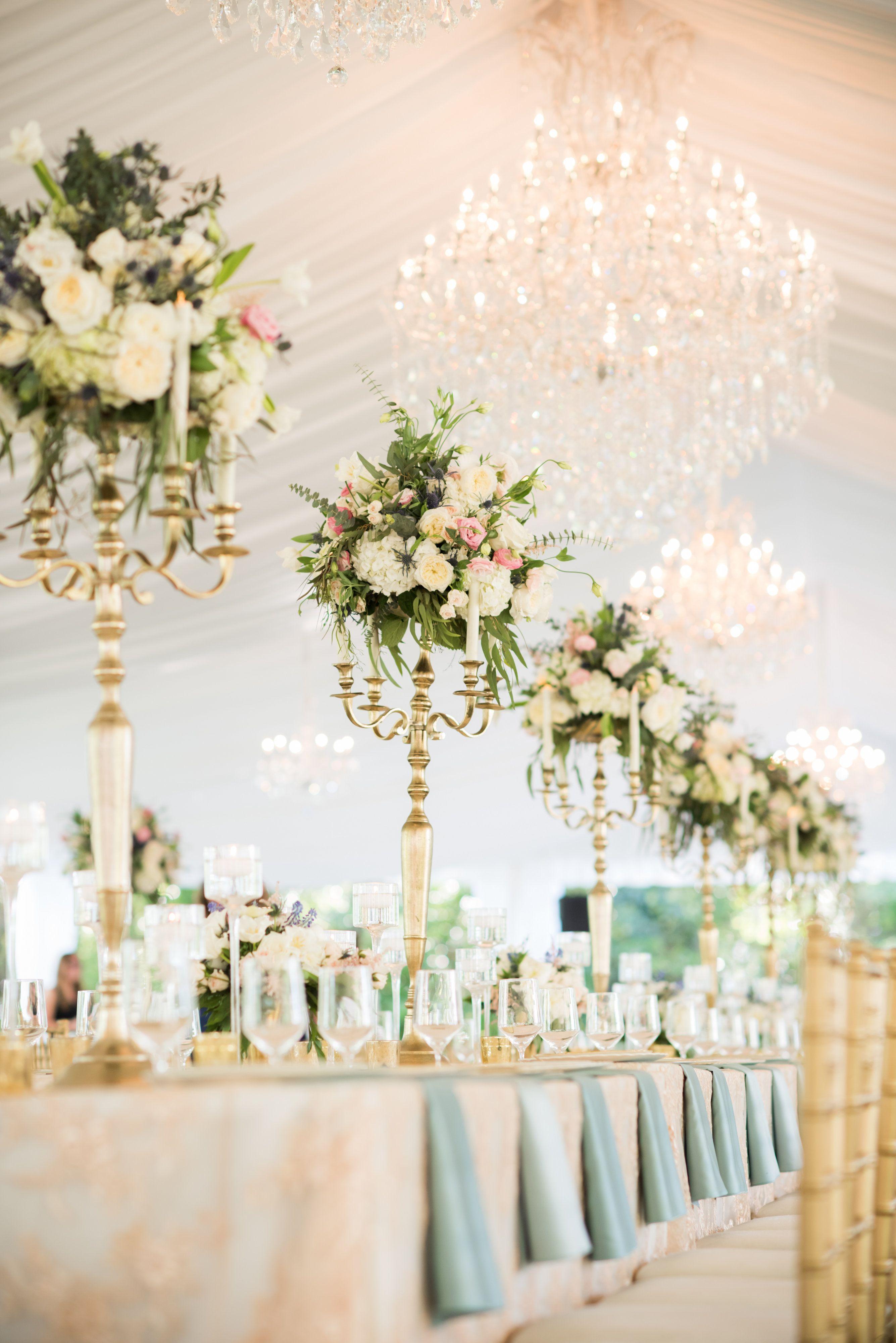 Elegant Alfresco Garden Party Wedding with Pastel Color Palette ...