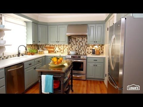 How to Tile a Kitchen Backsplash - YouTube Cool Idea\u0027s For My