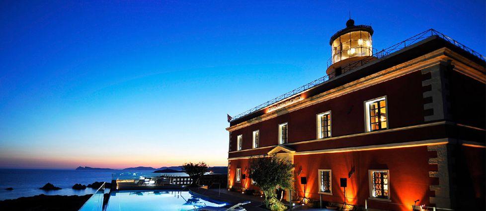 hôtel de luxe faro
