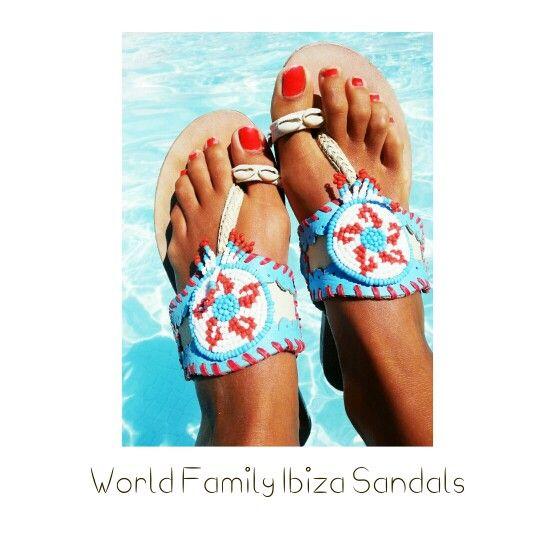 World Family Ibiza Sandals