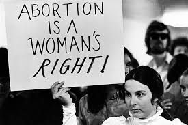 Roe v. Wade declared abortion legal, and used a woman's right to privacy as justification, giving women further rights and empowerment in their civil rights movement.