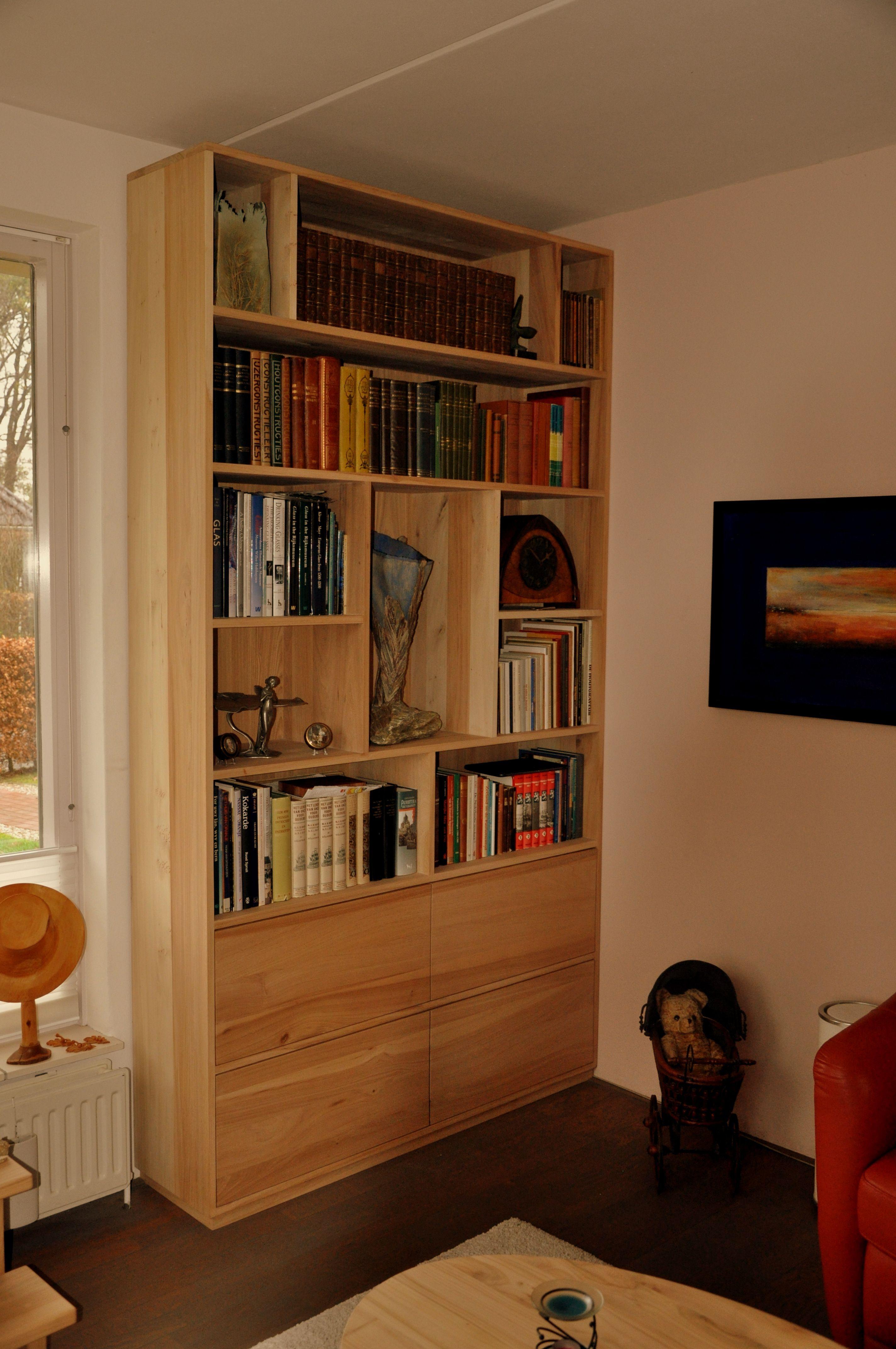 Opmaat Gemaakte Boekenkasten Deze Kast Die Afgebeeld Staat