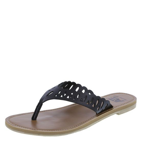 Embrace the season with sophistication and style in the Ursala Flip Flop from American Eagle. It features a beautiful chop-out design, tumbled footbed, and a durable outsole. Manmade materials.