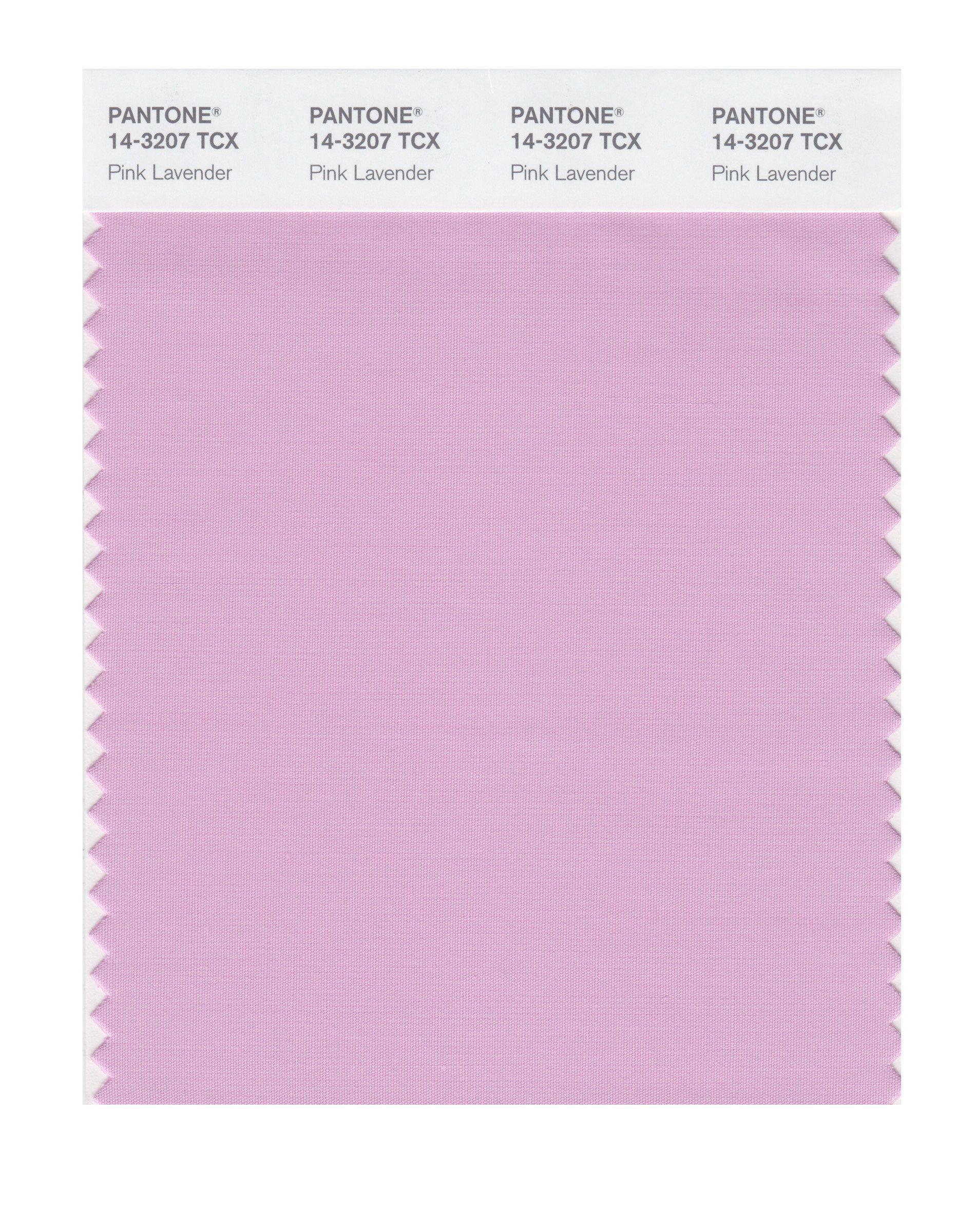 PANTONE SMART 14-3812X Color Swatch Card, Pastel Lilac - House Paint ...