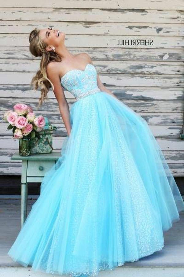 Robe de princesse pour soiree
