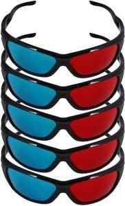 عدد 5 نظارات مجسمة بلاستيك Price Review And Buy In Egypt Amman Zarqa Holographic Glasses White Friday Glasses