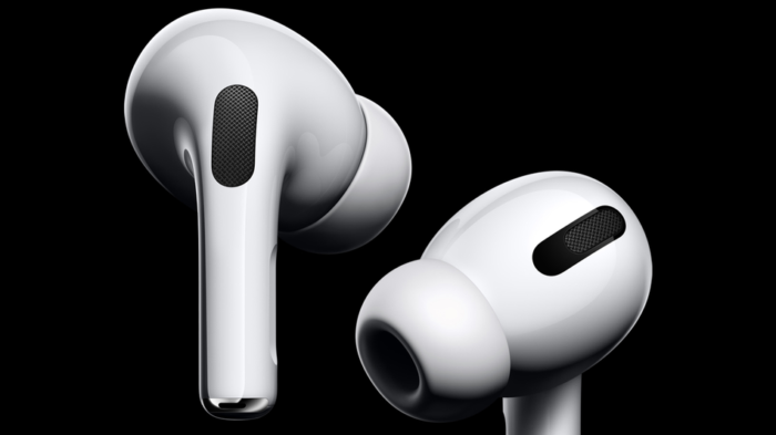 Apple S New Airpods Pro Have Noise Cancellation And A Thing To Hold Them In Your Ears Better Airpods Pro Noise Cancelling Apple New
