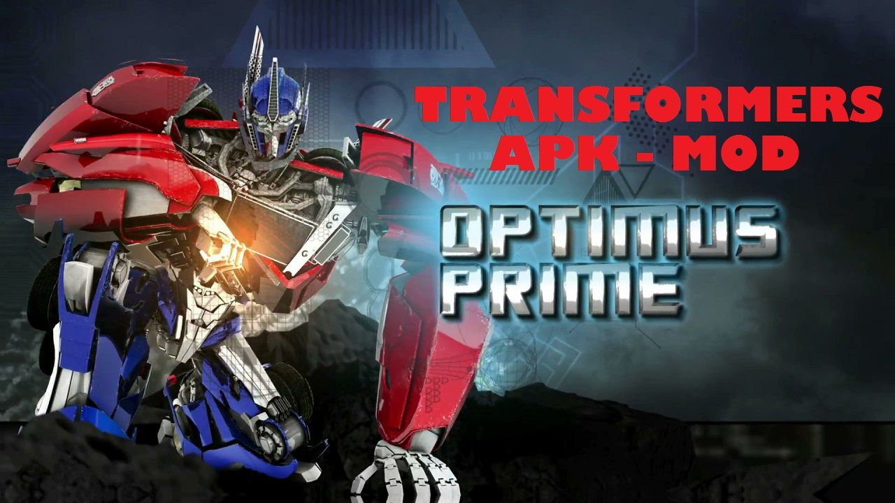 transformers forged to fight mod apk download for android
