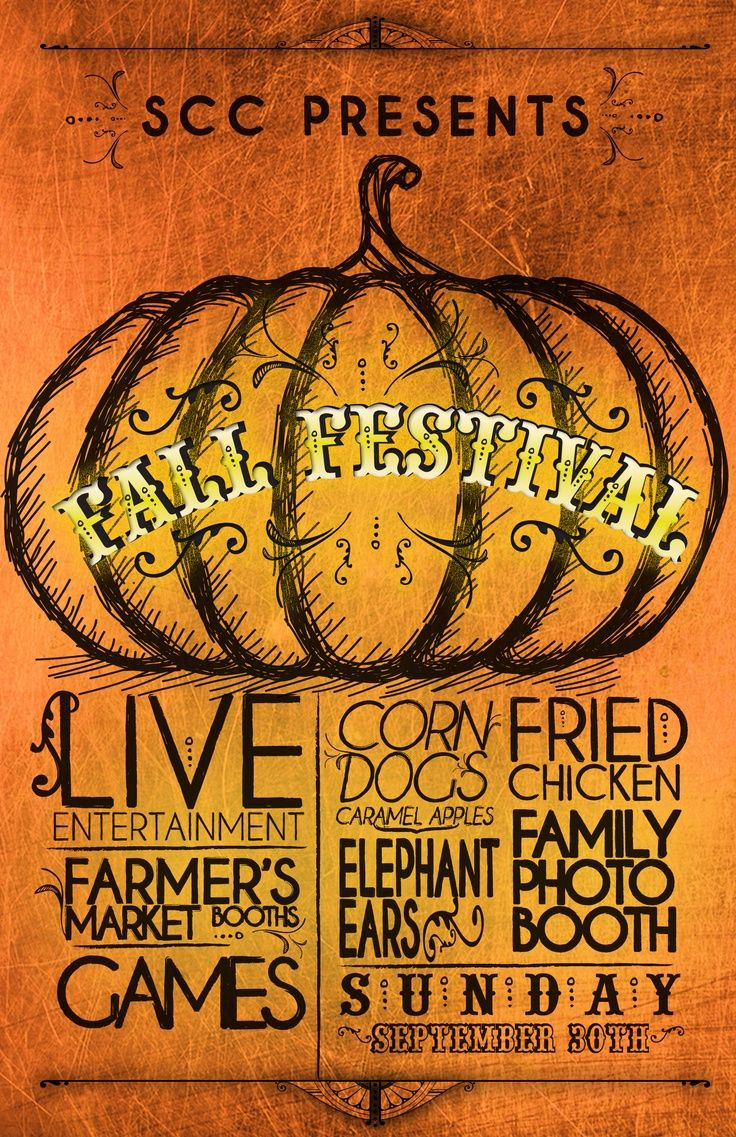 halloween festival poster Google Search Fall festival