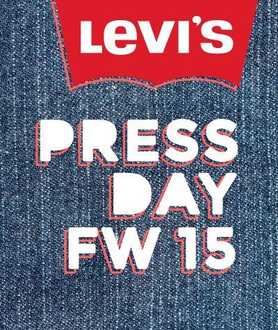 Conocé la colección F/W de Levi's® que incluye la estrella de la marca, el modelo 501® CT ♥ // http://www.mondesign.com.uy/press-day-levis-fw15/
