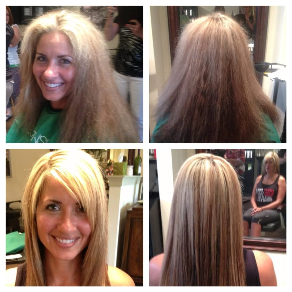 """Educator for """"Keratin Complex Natural Smoothing Treatment"""