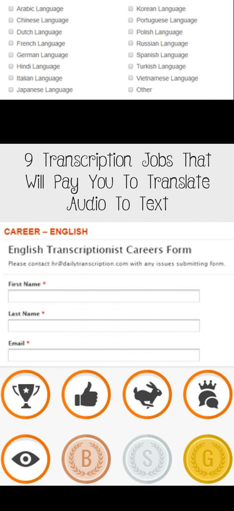 Want to make money as a transcriber? Click to find out