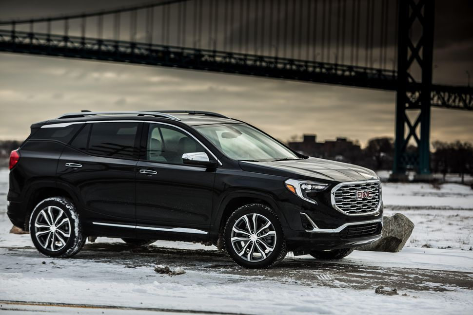 2018 Gmc Terrain Review And Specs Gmc Terrain Gmc Gmc 4x4