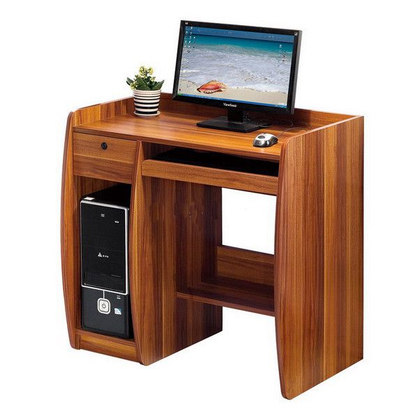 Wooden computer table designs woodworking pinterest computer tables tables and desks - Small computer table design ...