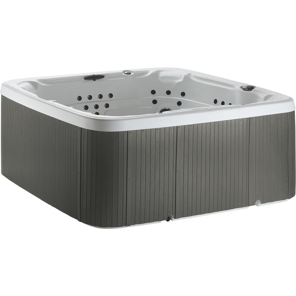 Lifesmart Ls700dx 90 Jet 7 Person Standard Spa 401431510200 19 Hot Tub Tub Hot Tubs Saunas
