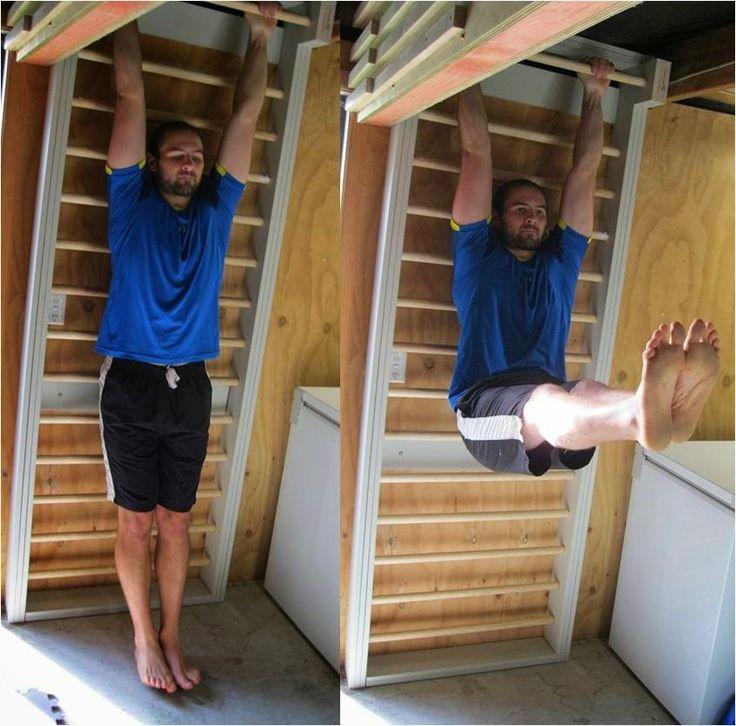 Back To Primal: Homemade Stall Bars (Swedish Bars)
