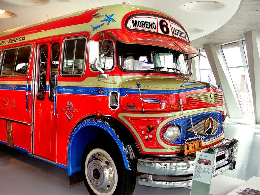 Latin America Buses - Dark Roasted Blend: DRB Time-Slice: 1966