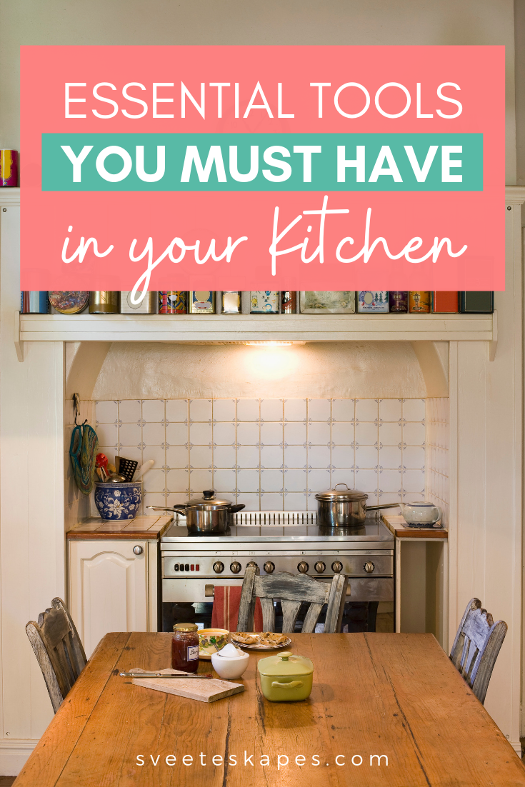 My Favorite Must Have Kitchen Tools With Images Kitchen