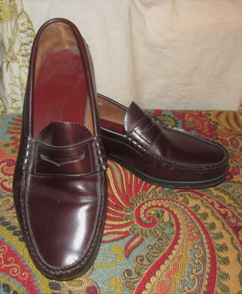 Genuine Dexter Handsewn Leather Shoes
