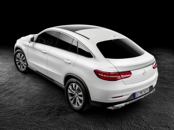Mercedes Benz Gle Coupe With Images Mercedes Benz Gle