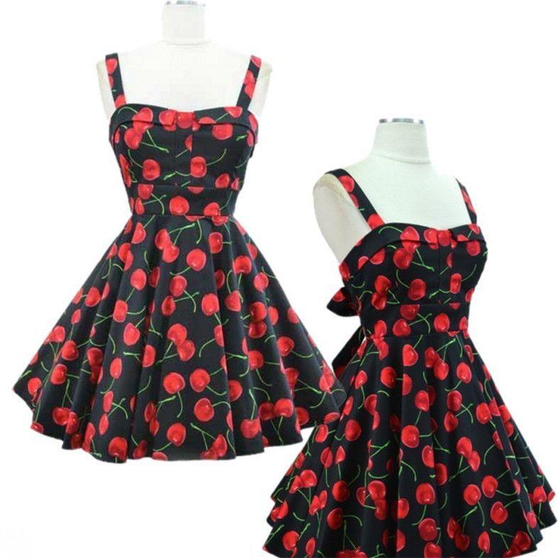 Women Summer Tropical Vintage Dress Adventure Time Feminine Dresses Dressed For Vestidos De Festa ALX-MDINI