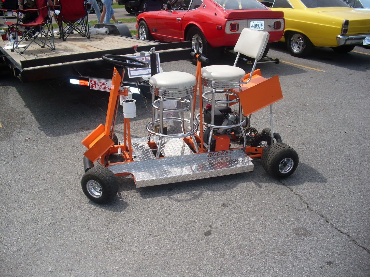 Project 212cc Giant Rc Car Go Kart T Maquinas
