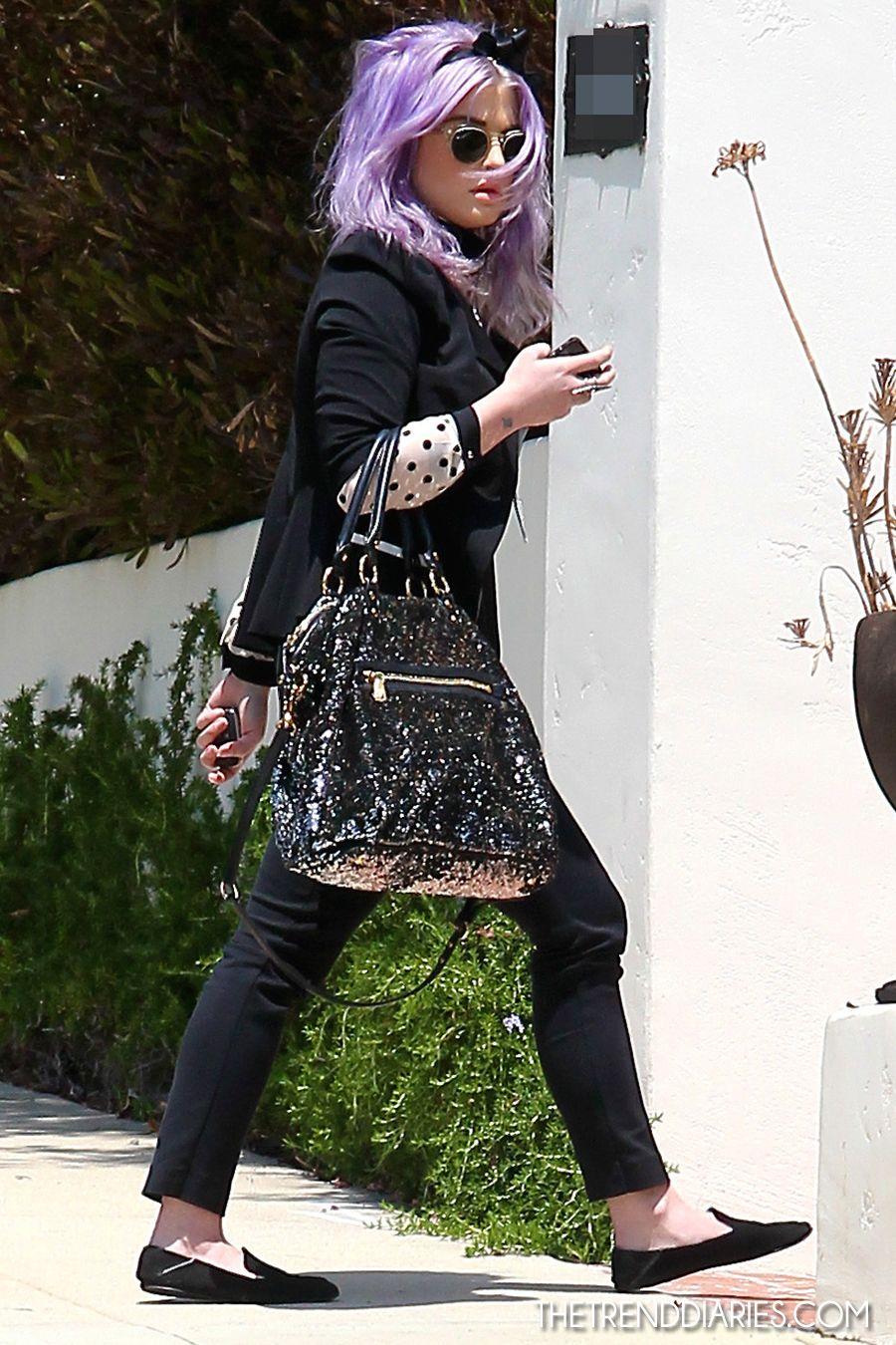 Kelly Osbourne :)