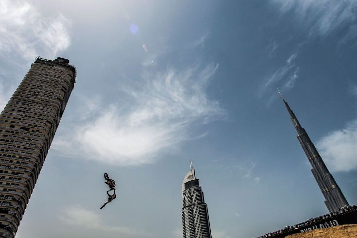 Red Bull X-Fighters World Tour Dubai