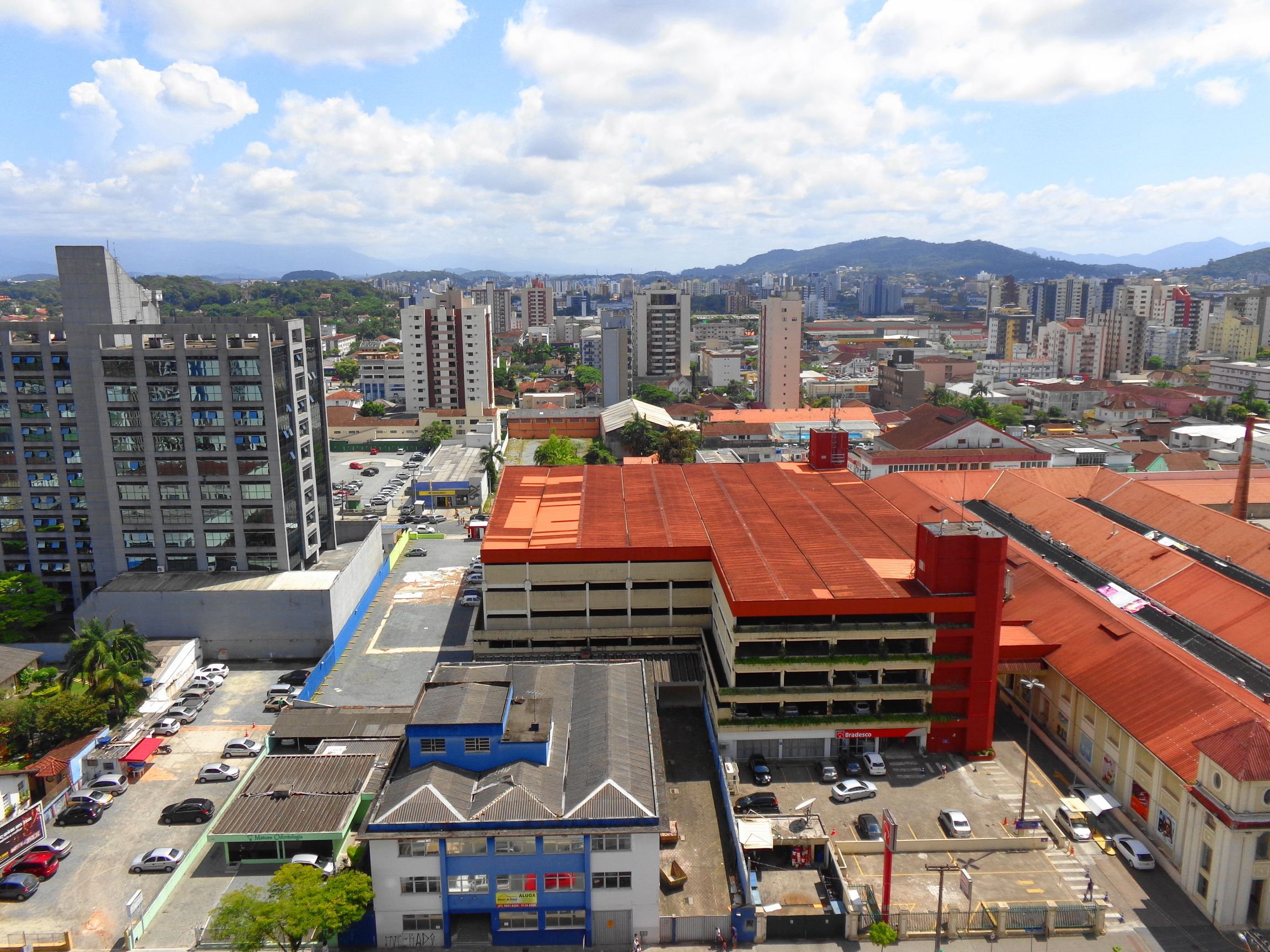 Joinville, ciudad