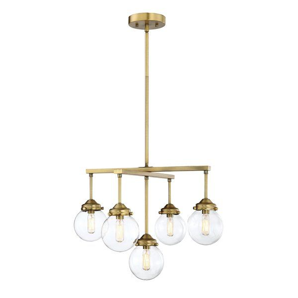 You Ll Love The Suffield 5 Light Sputnik Chandelier At Allmodern With Great Deals On Modern Lighting Products And Free Shipping Most Stuff
