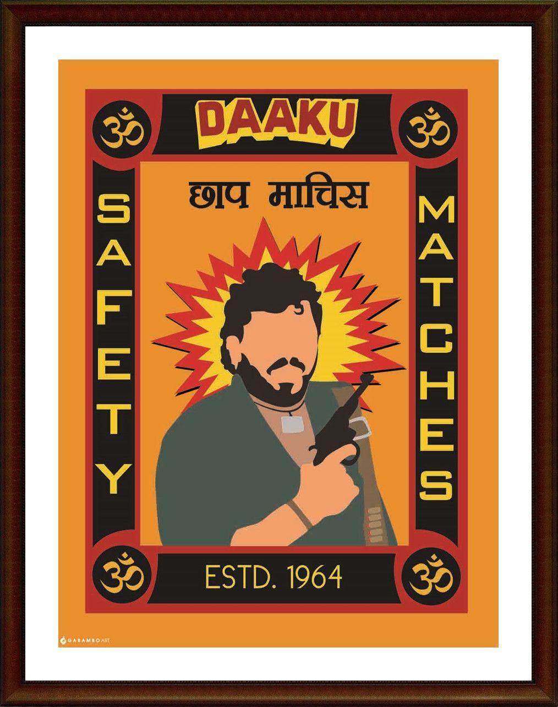 Bollywood Villain Maachis
