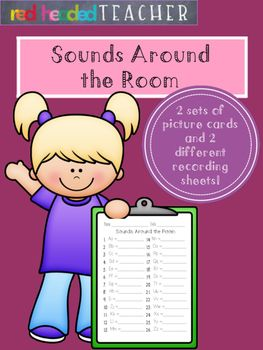 Sounds Around the Room