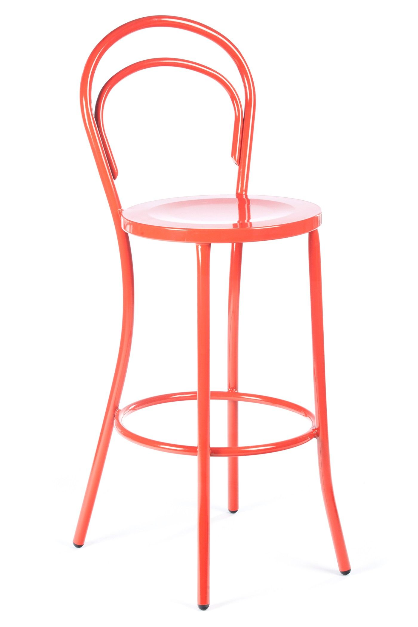 Ada Bar Stool Red / Industry West