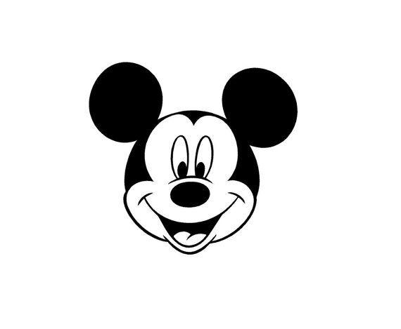 Mickey Mouse Decal Disney Decal Car Decal By CustomVinylDecalsU - Disney custom vinyl stickers