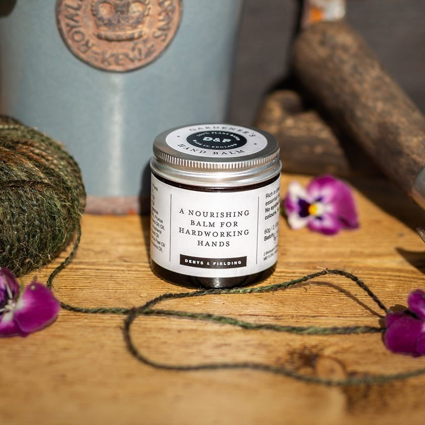 Our New Gardeners Hand Balm Perfect To Restore If You Are Suffering From Dry Chapped Hands In This Cold Weather There Are Hand Balm The Balm Chapped Hands