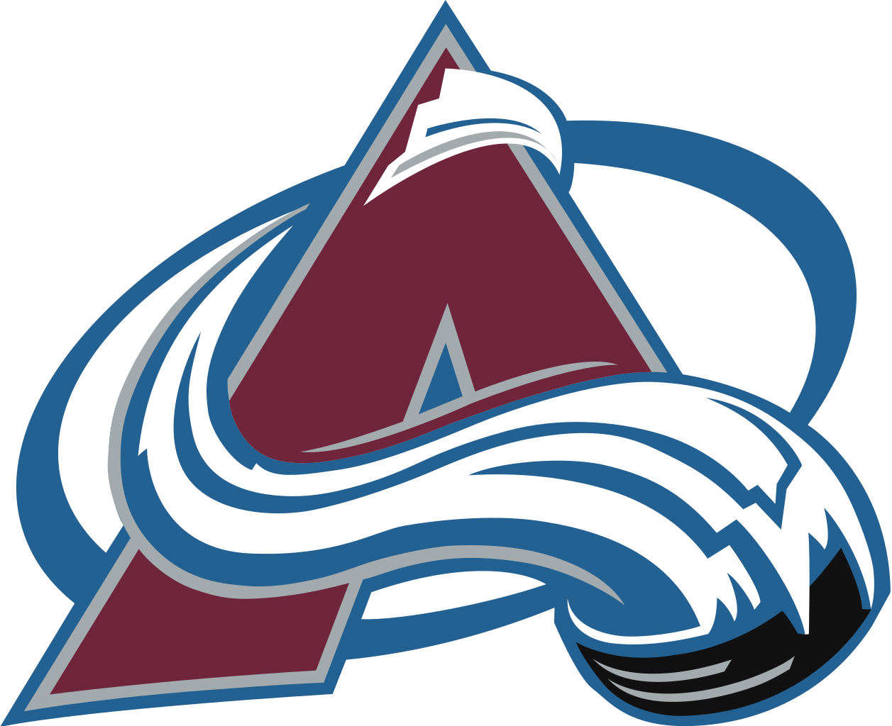 Found On Bing From En Wikipedia Org In 2020 Colorado Avalanche Team Decal Nhl Logos