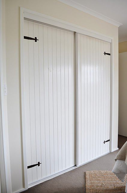 Diy Closet Door Ideas Diy Closet Doors Closet Door Redo Closet Door Makeover