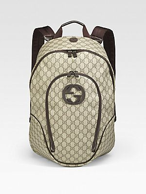 3930707f816c Gucci GG Plus Backpack $999.00 @saks #IWantWishList |