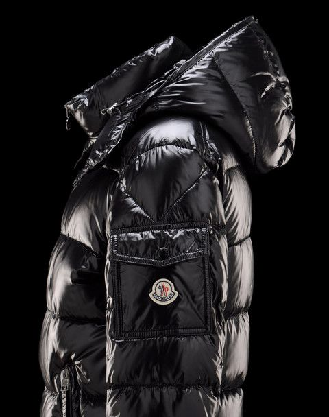 a9be298cd804 Moncler Maya Lacquered Jacket. Absolutely getting this next winter ...