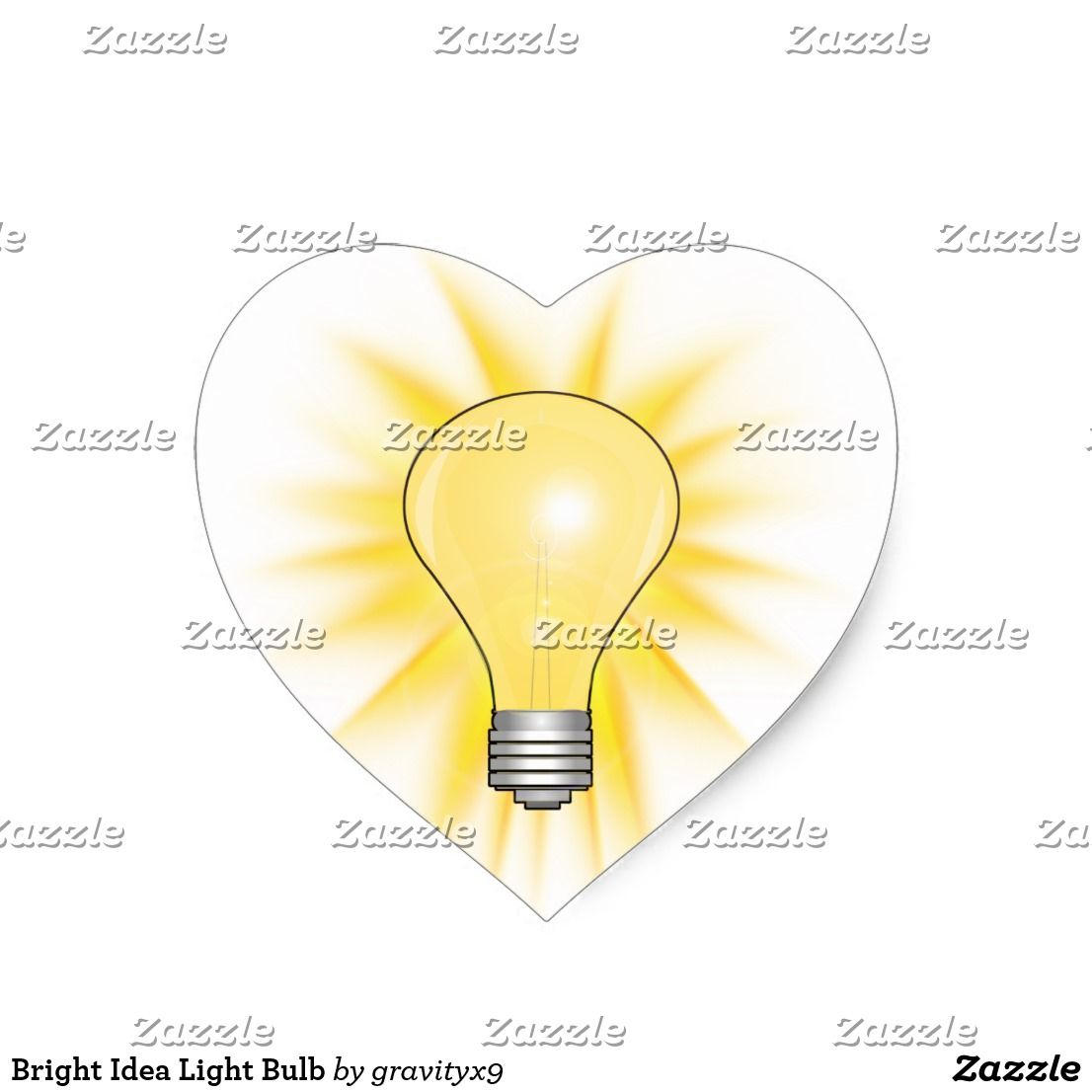 Bright Idea Light Bulb Classic Round Sticker Stickers Incandescent Diagram Group Picture Image By Tag